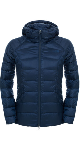 The North Face W's Tonnerro Parka Cosmic Blue